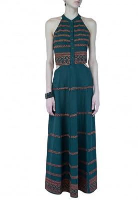Side Cut Dress